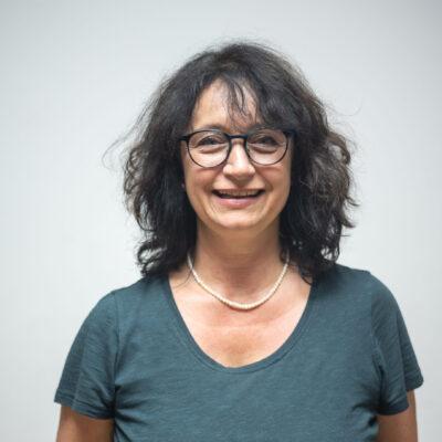 Sibylle Burkart / Leitung Schülerarbeit